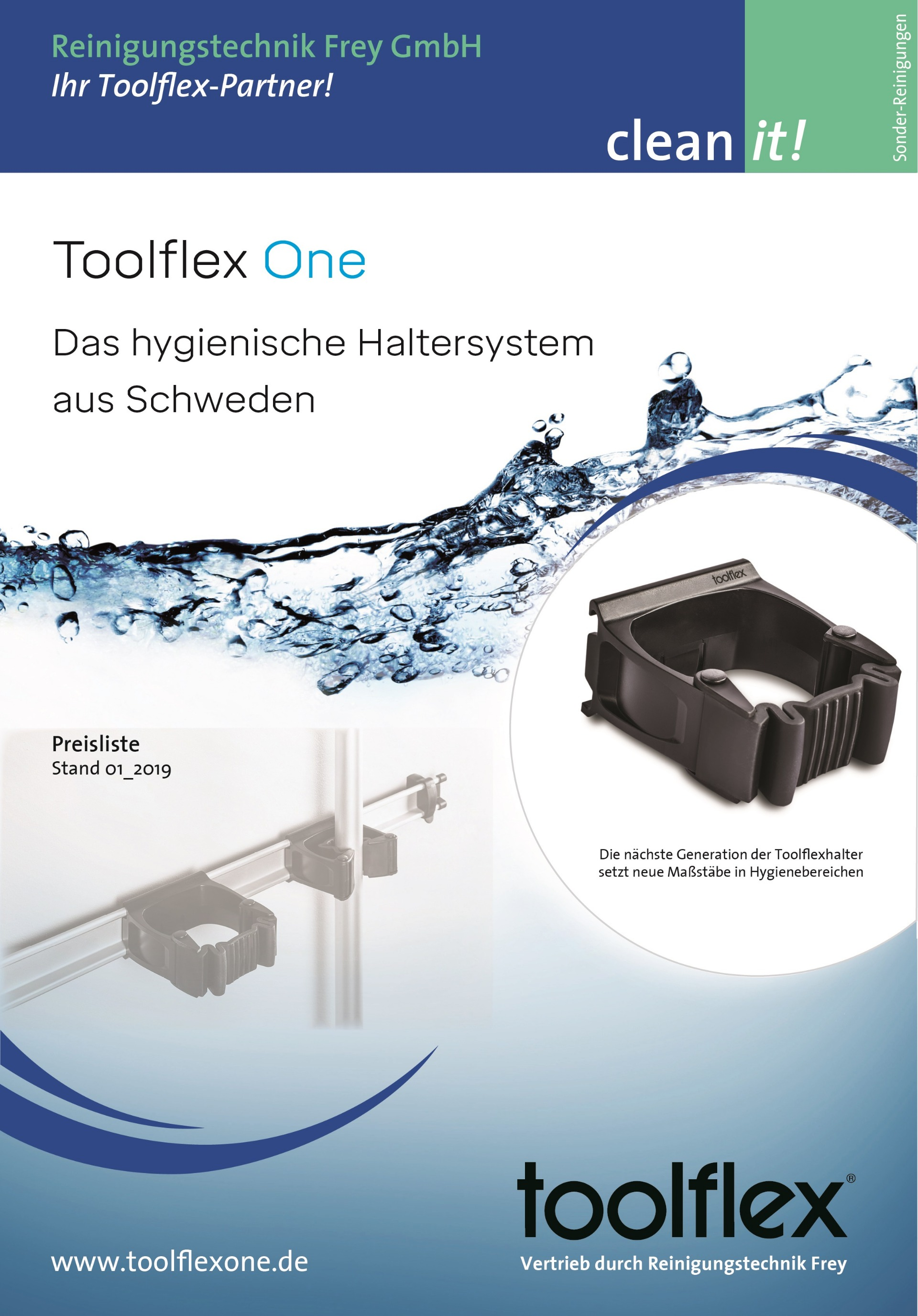 Toolflex One Preisliste 01/2019